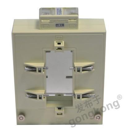 免拆电缆低压电流互感器 安科瑞660V电流互感器AKH-0.66/K K-100*40