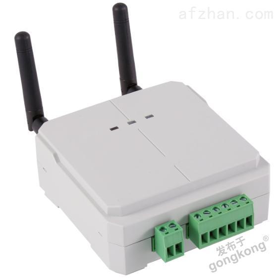 无线测温收发器ATC600 可接收240个无线测温传感器模块 导轨安装