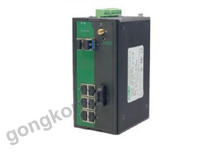 AOBO 6220 网管型导轨式全千兆工业交换机