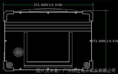 广州特控即将推出工业手持平板电脑系列