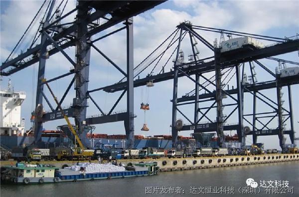 达文再获越南SSA Marine车载电脑订单,再一次为全球港口智能化做出贡献!