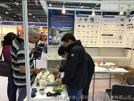 鑫精诚亮相2018香港春秋电子消费展