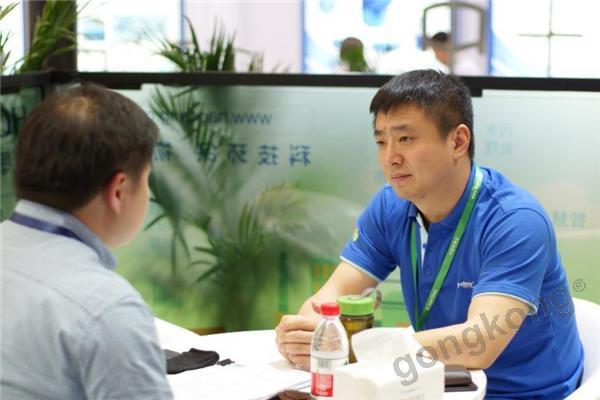 上海昊滄:以技術創新解環保痛點