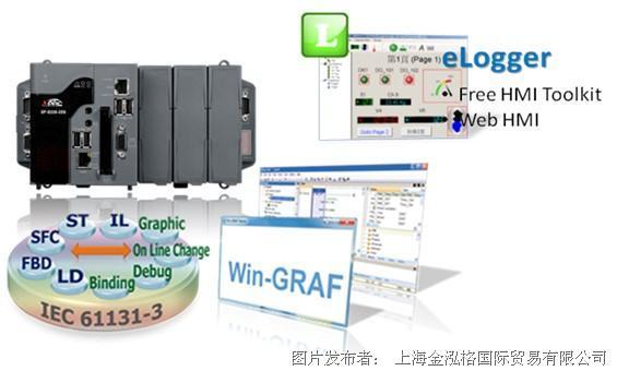 泓格 Win-GRAF新产品: XP-8x38-CE6
