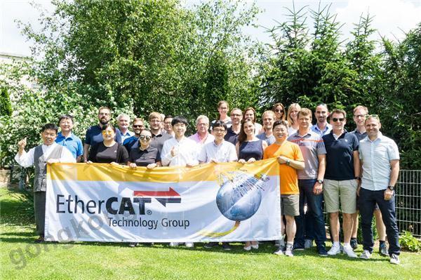EtherCAT 技术协会成功召开 2018 全球战略会议