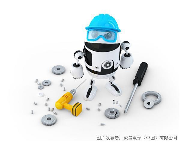 威盛新一代嵌入式開發模塊,助力智能機器人行業新發展
