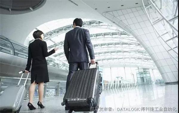 读取速率跃升到99%以上,Datalogic得利捷机场行李处理系统解决方案!
