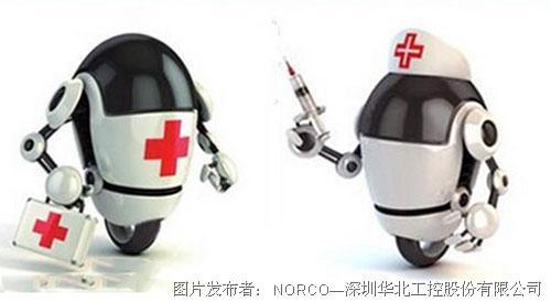 华北工控平板电脑强力出击  加速医疗机器人市场布局