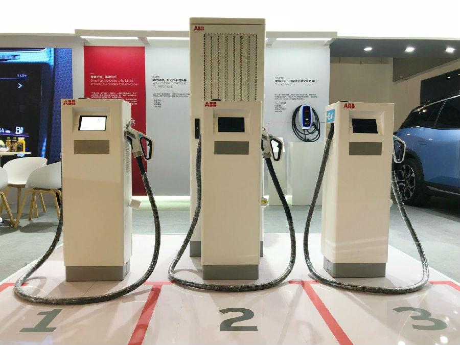 ABB:电动交通引领未来出行变革