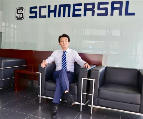 人物|施迈赛 用安全守护中国智能制造
