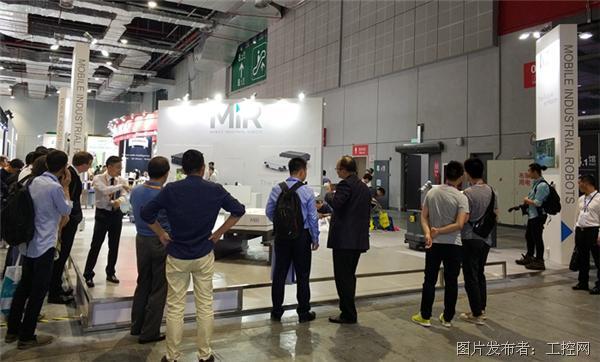 MiR机器人-未来移动解决方案提升制造业生产效率