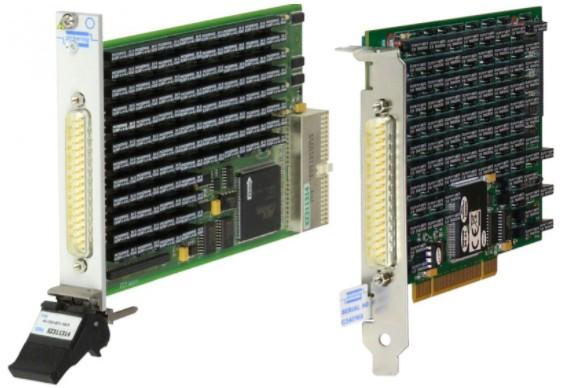 Pickering Interfaces推出的高精度PXI/PCI精密程控电阻模块