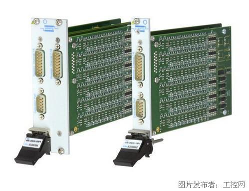 Pickering Interfaces推出高性價比、高精度的PXI RTD仿真模塊