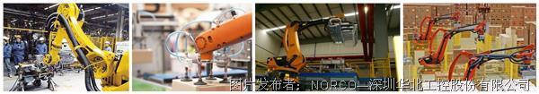 推进制造业变革——华北工控嵌入式主板应用于智能工业机器人