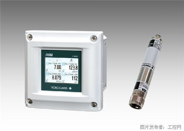 横河电机推出FLXA402四线制液体分析仪和SA11 SENCOM™智能适配器