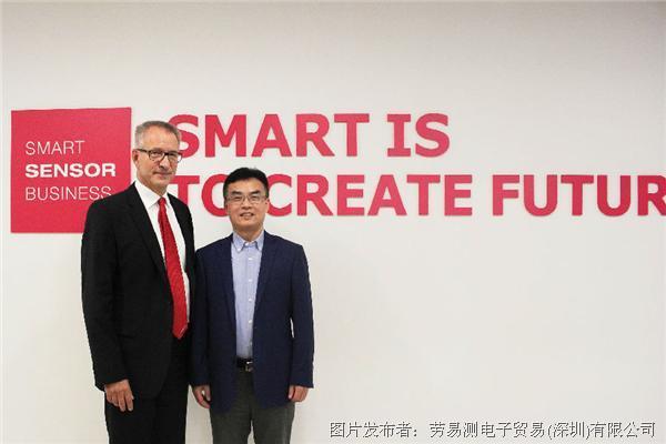 """勞易測電子︰扎根中國,推行""""智能化傳感器業務4.0""""方略"""