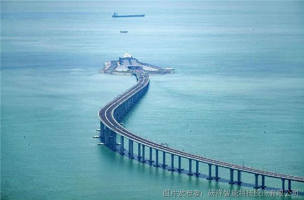 """一橋跨山河,研祥助力港珠澳大橋""""全自助過關"""""""