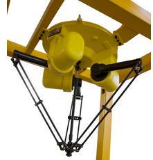 正运动EtherCAT总线控制器 在并联机械手上的应用