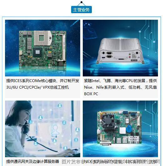 汉智兴介绍及模块化核心板