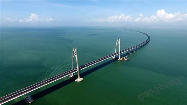 ?官宣!三旺通信与港珠澳大桥的CP情!