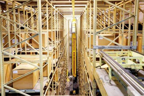 瑞仕格的系统扩展与改造服务:让您的仓库永不过时
