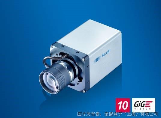 灵活调整焦距:支持液体镜头并配备新功能的LX系列万兆网接口相机
