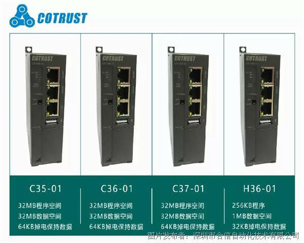 CTH300系列高速集成的CPU新品发布