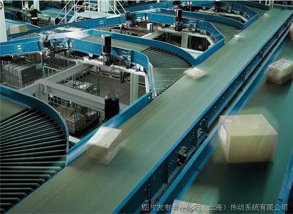 新品 | 量体裁衣 伦茨利器 ,智能减速电机助力物料运输