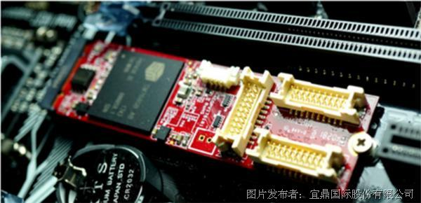 宜鼎推出业界首款M.2工业级显卡,加速AIoT外围对接