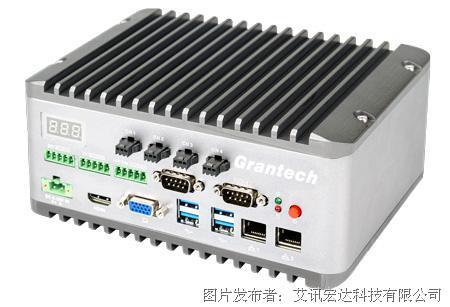 艾讯宏达UFO6355V-N3160凌动5代机器视觉专用机