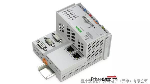 号外 | 万可PFC200控制器get新技能,期待EtherCAT®主站强势登场