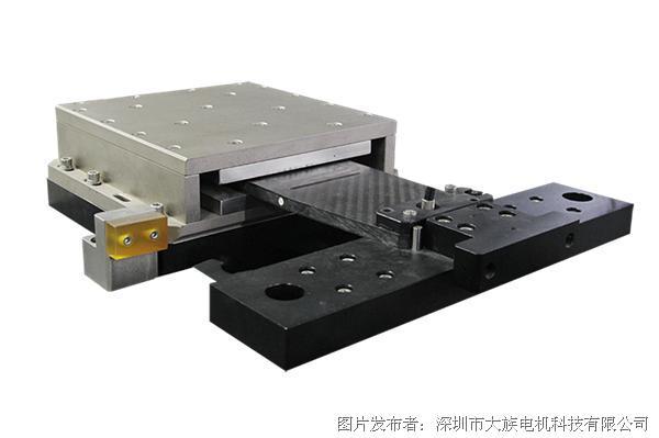 大族电机碳纤维直线电机