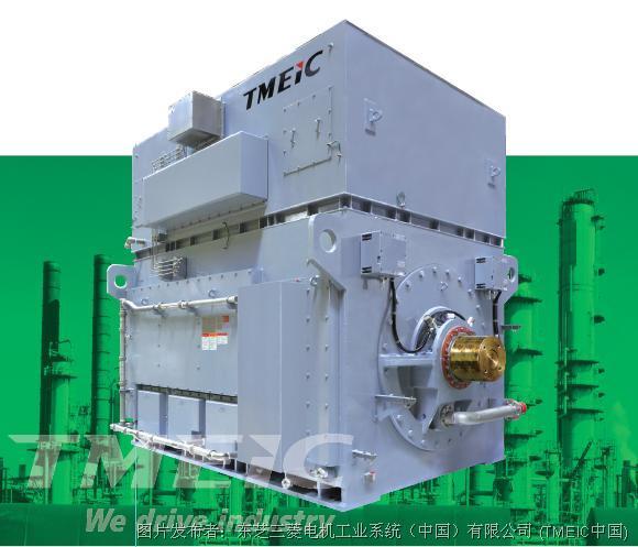 东芝三菱超大型高效异步电机