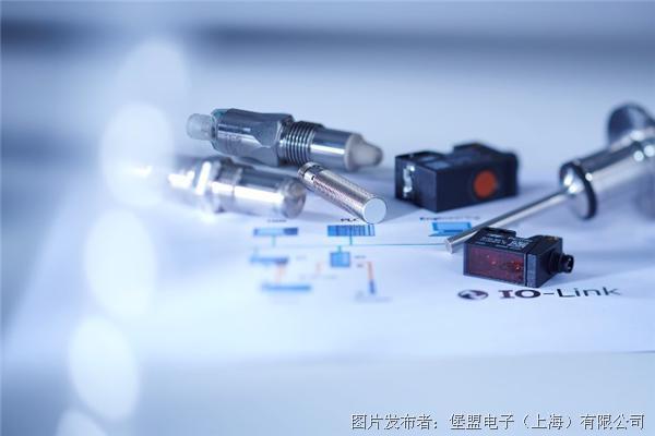 帶IO-Link接口的堡盟傳感器︰功能更多,性能更優