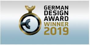 易福门斩获2019年德国国家设计奖——一项设计大奖和两项特别提名奖