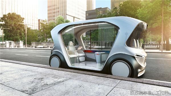 博世展示智能交通出行未来