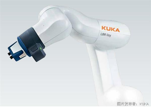 KUKA 协作机器人 LBP iisy
