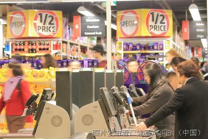 宏碁子公司如何用AI帮澳大利亚超市减少30%损失?