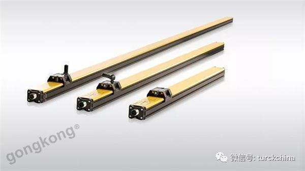 图尔克 抗冲击能力达200G的线性位移传感器