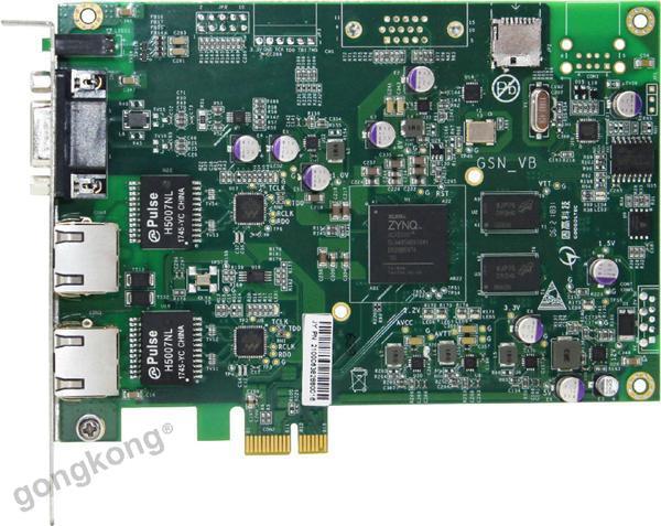 GSN系列高性能多轴网络运动控制器