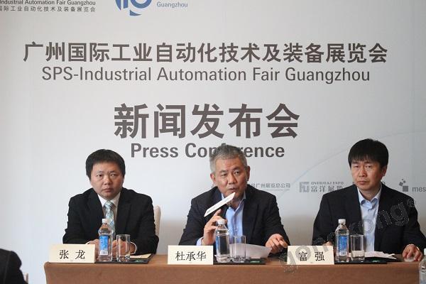 SIAF广州工业自动化展迎来十周年庆典,展会规模创历届之最
