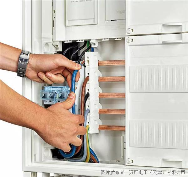 技术控 | 轻松插入即可连接,万可接线就是这么稳!