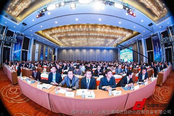 安浦鸣志荣获CMCD 2018年度运动控制领域两项大奖
