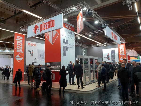 意大利Pizzato与德国劳易测电子Leuze electronic强强合作