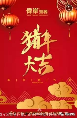 伟岸测器—2019新春贺词