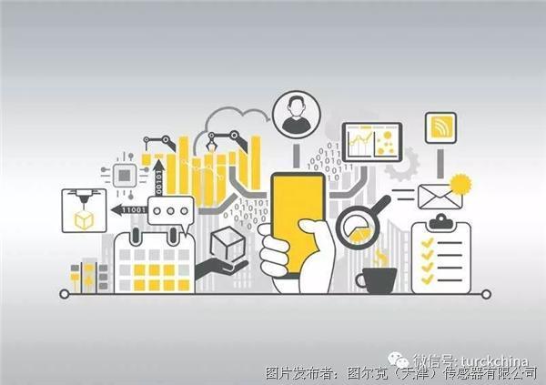 图尔克 强大工具-BL ident RFID解决方案