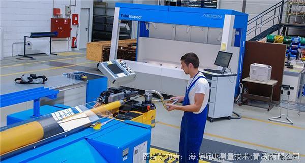 海克斯康 深受Airbus空中客车青睐的航空管件检测系统