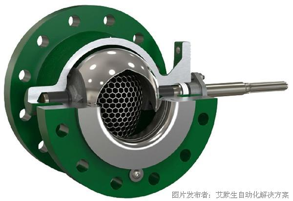 艾默生 抗气蚀阀内件可提高设备可用性和安全性
