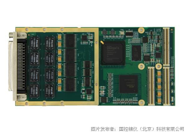 国控精仪新产品上市了,PMC-1553B总线采集卡