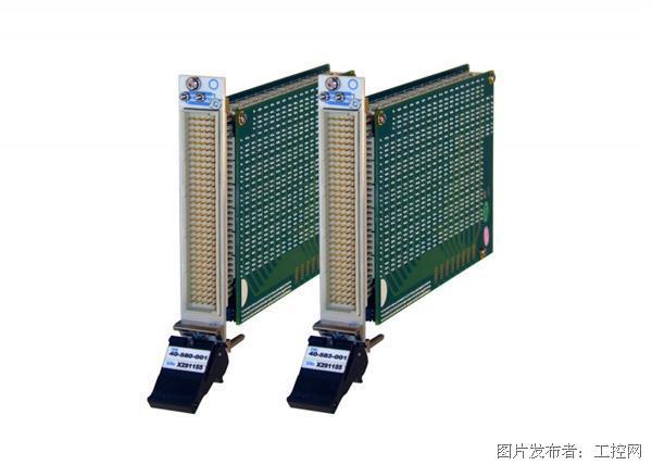 Pickering Interfaces推出带有全面的继电器自检测功能的256节点双刀PXI开关矩阵